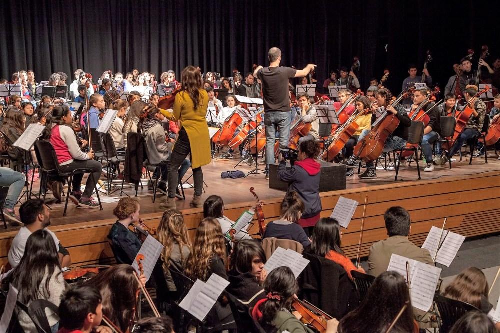 alicia-alonso-guillermo-copello-tango-sinfonico-taller de tango-orquesta infantil-parque de españa