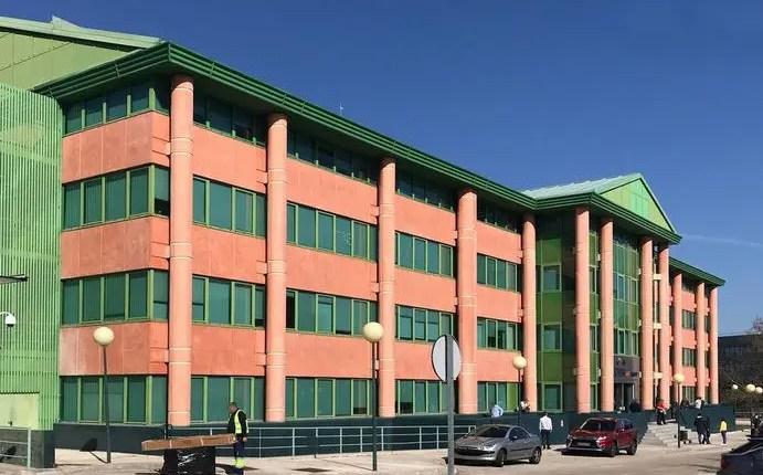 Alquiler de oficina en Parque Empresarial de Pozuelo