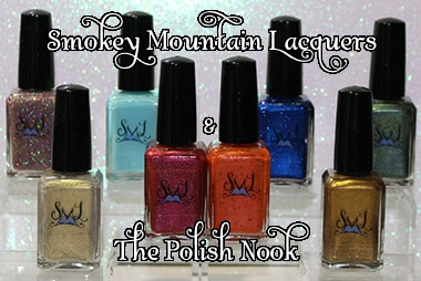 Smokey Mountain Lacquers & The Polish Nook