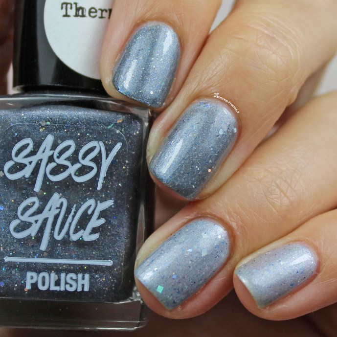 Warm and Cold Glossy Top Coat