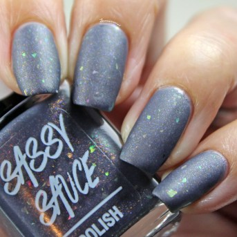 Cool State Matte Top Coat