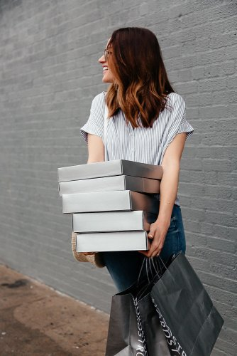 Time to #treatyoself or someone else! Today I am talking about shopping for gifts with Nordstrom and why they are my go to store no matter who I am shopping for or what the occasion.