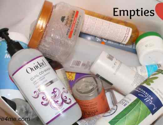 empties product reviews