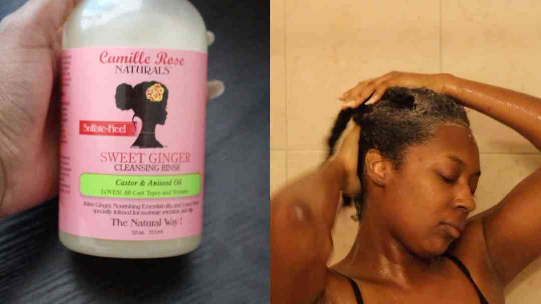 how to cleanse natural hair