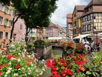 Wine Festivals in the Alsace