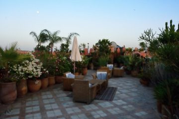 Dar Les Cigognes Salt restaurant, The Sanssouci Collection, Marrakech – Review