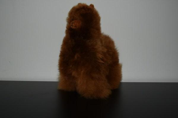 alpaca bruin 30 cm
