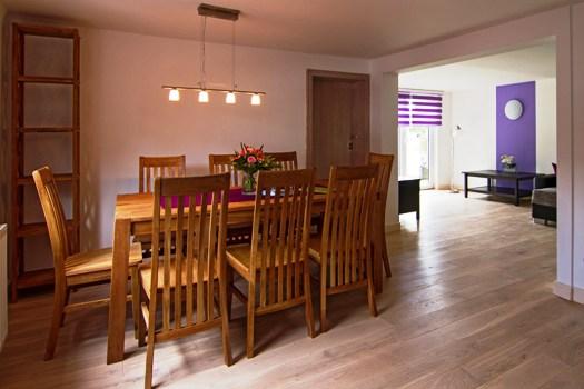 Ferienhaus Villa Alpaka - Esszimmer