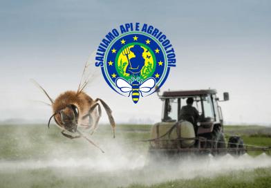 """Campagna di raccolta firme """"Salviamo api e agricoltori"""""""