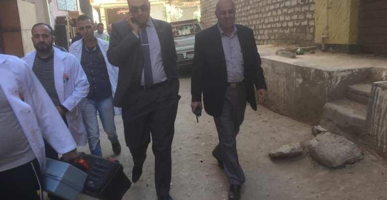 النائب خالد أبو طالب ولجنة مياه الشرب
