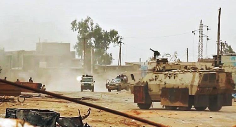 الجيش الليبي- صورة أرشيفية