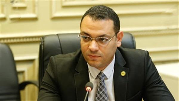إبراهيم عبدالوهاب- عضو خارجية البرلمان