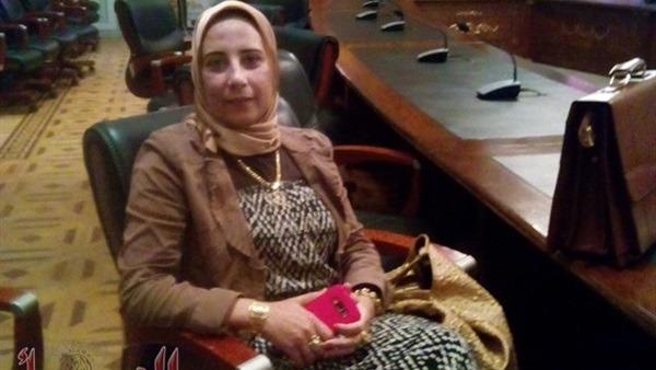 منى الشبراوي- نائبة البرلمان