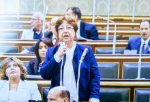 نائبة البرلمان- فايقة فهيم