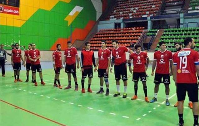 الفريق الأول لكرة اليد رجال بالأهلي