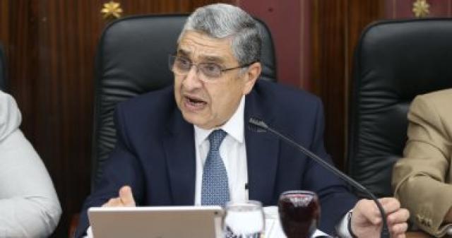 محمد شاكر- وزير الكهرباء