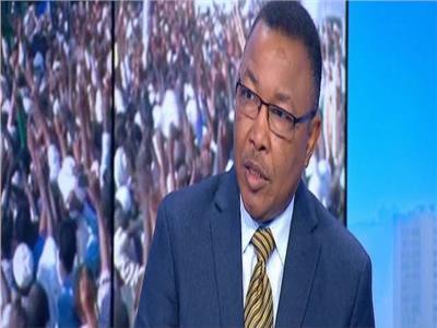 وزير الدولة بوزارة الخارجية السودانية عمر قمرالدين