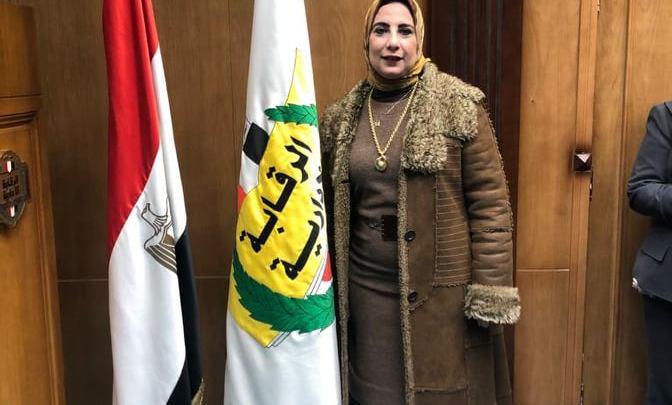 منى الشبراوي-عضو مجلس النواب