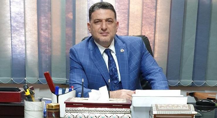 وائل سرحان- نقيب المسعفين