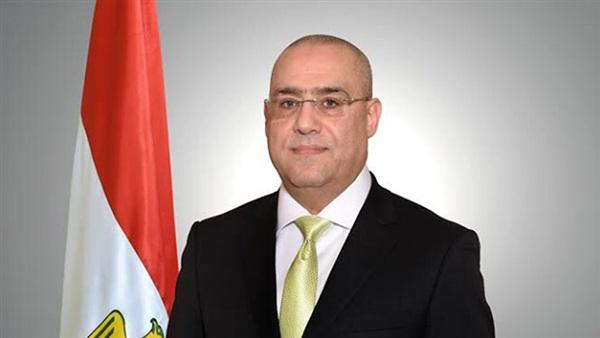 عاصم الجزار- وزير الإسكان