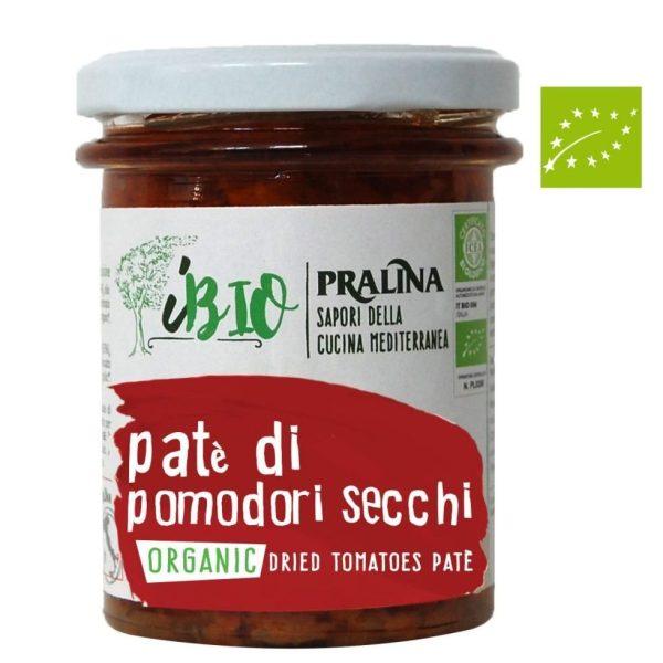 Patè di Pomodori Secchi Biologico