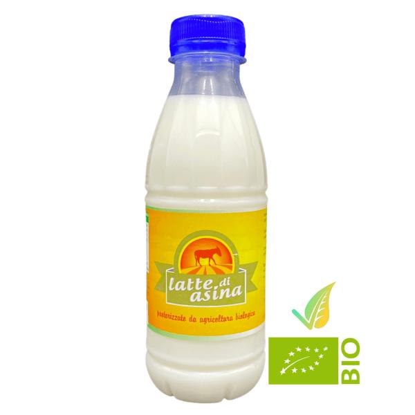 latte di asina biologico
