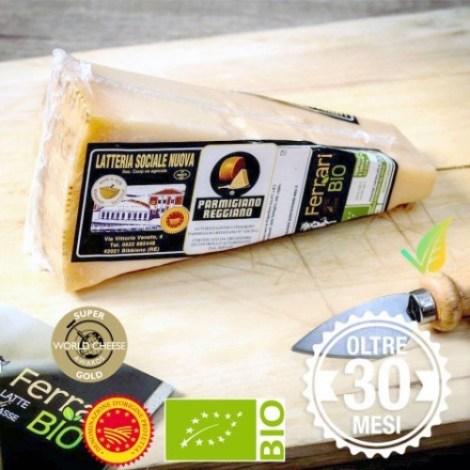 Parmigiano Reggiano Bio DOP 36mesi