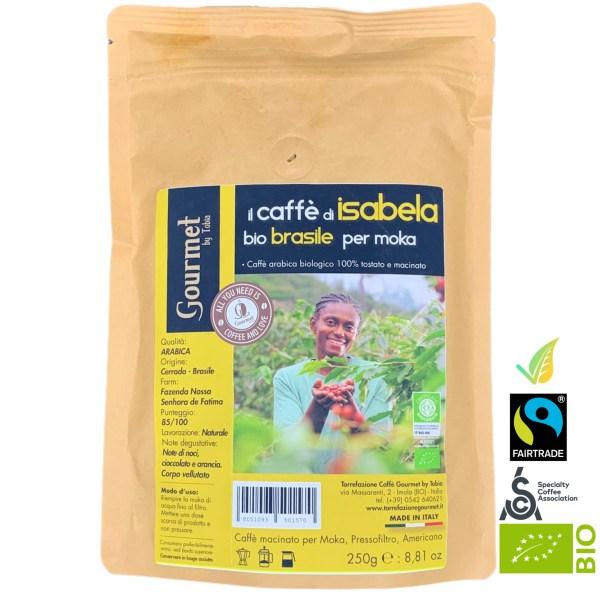 Caffè Monorigine Brasile Bio 100% Arabica