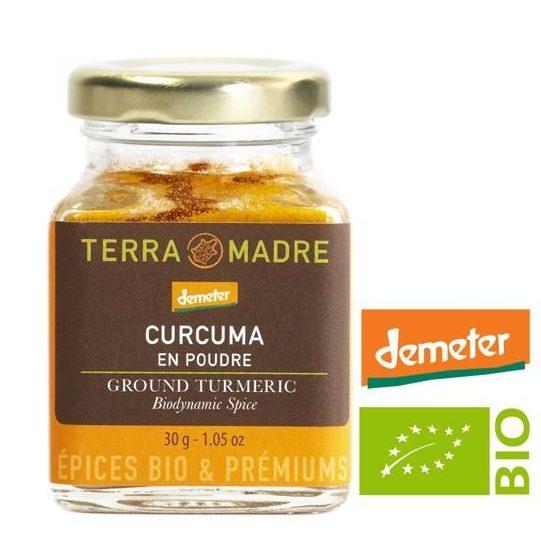 Curcuma in Polvere Demeter