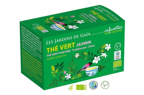 Tè Verde al GelsominoBiologico