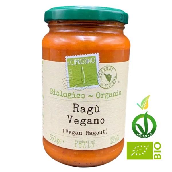 Ragu Vegano biologico