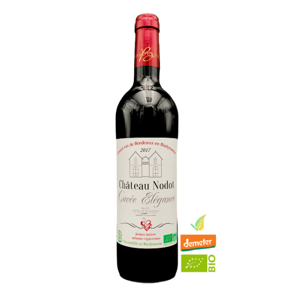 Cuvée Elégance Blaye - Côtes de Bordeaux 2017