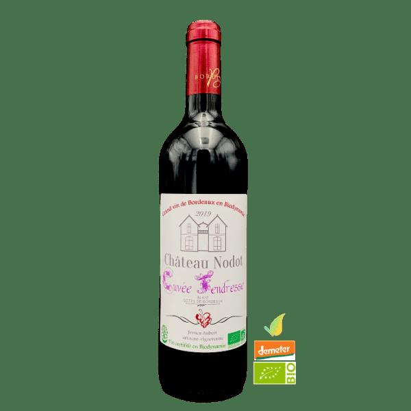 Cuvée Tendresse Blaye - Côtes de Bordeaux 2019