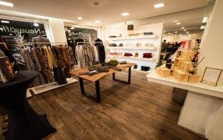 AlpenHerz Concept Store Innenaufnahme