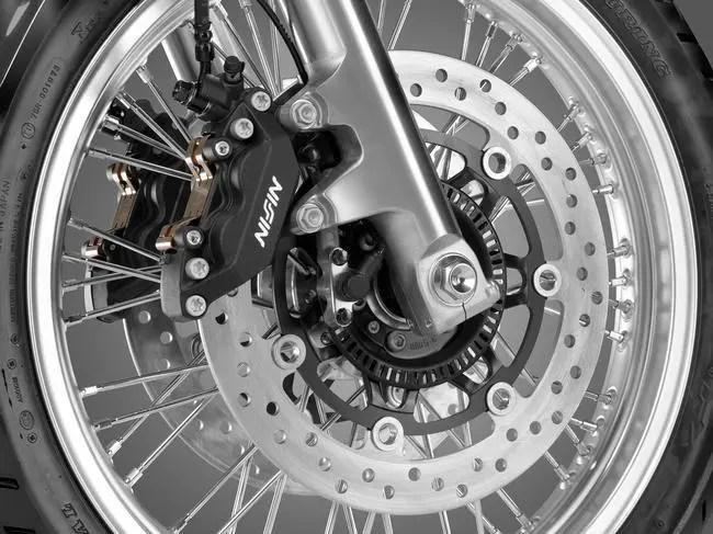 Honda CB1100EX Speichräder
