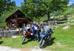 TEAM Vodermair – Koča na Planina Kuhinja
