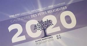 Cérémonie des vœux à Alpes-Maritimes Fraternité 2020