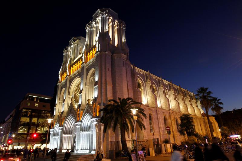 Messe œcuménique pour la Paix à la Basilique de Notre-Dame de l'Assomption