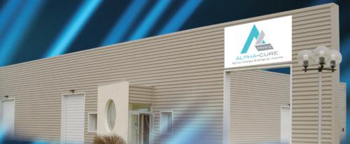 Alpha-Cure Limited : directeurs et fondateurs de la société