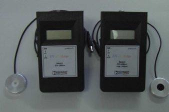 Radiomètre UV – Alpha-Cure