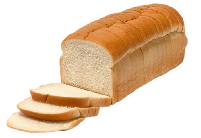 20 Oz Round Top White Bread 12 Slice Alpha Baking Company Inc