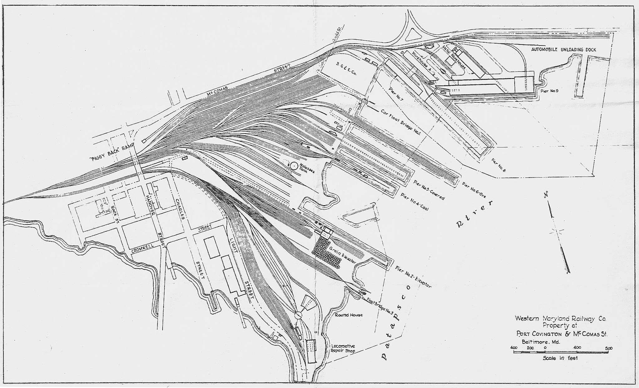 Wmry Tidewater Division Ca Layout Design