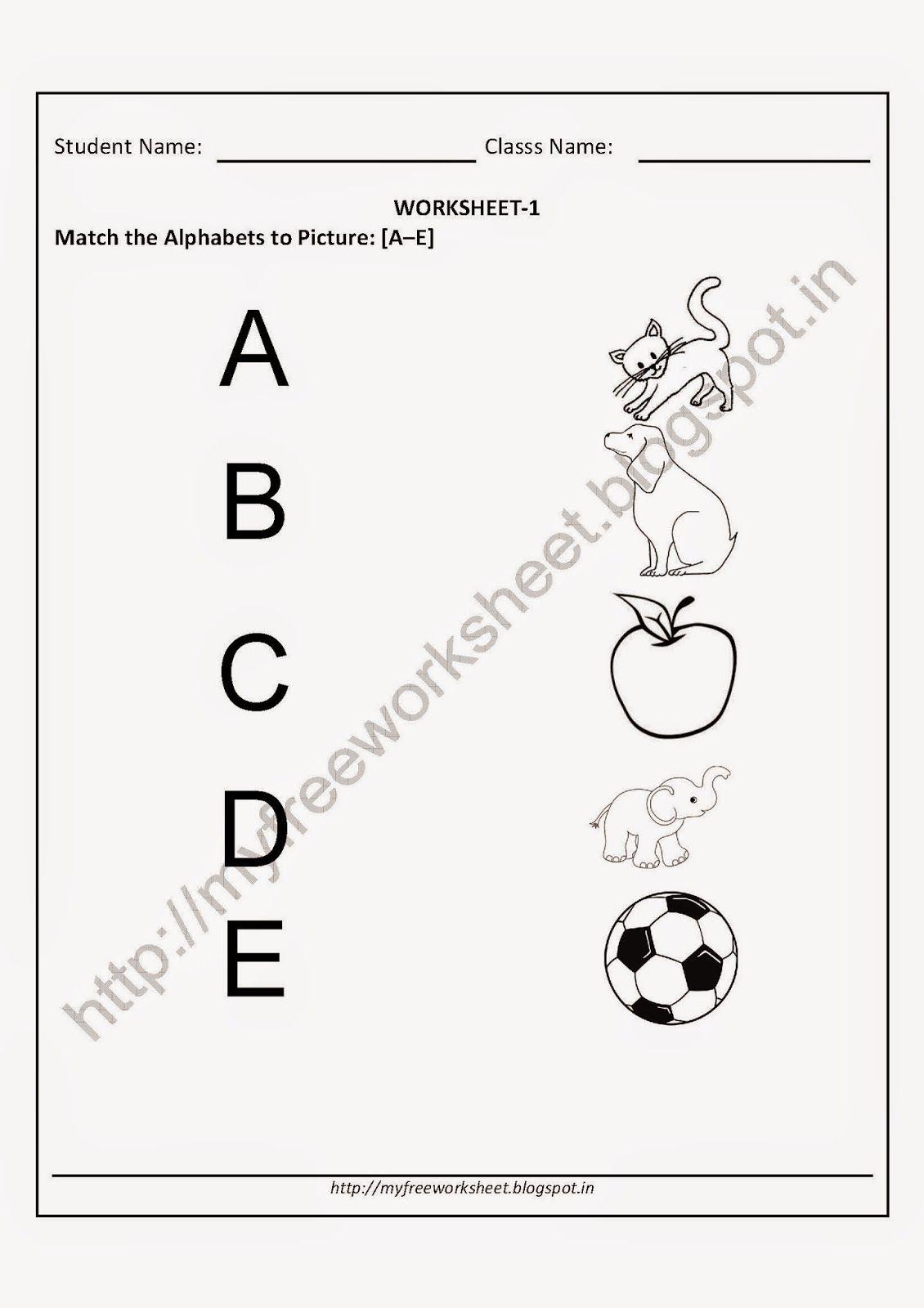 Letter T Worksheets For Kindergarten