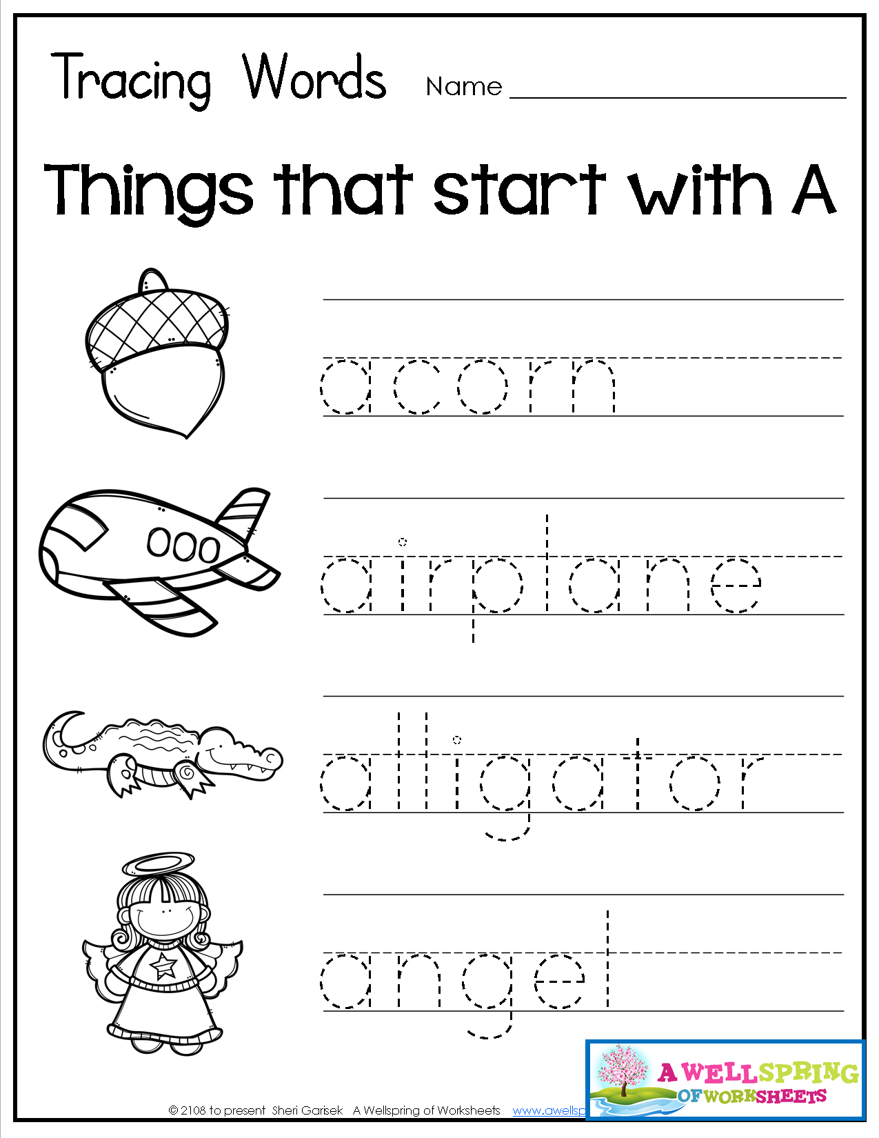 Letter L Worksheets Twisty Noodle