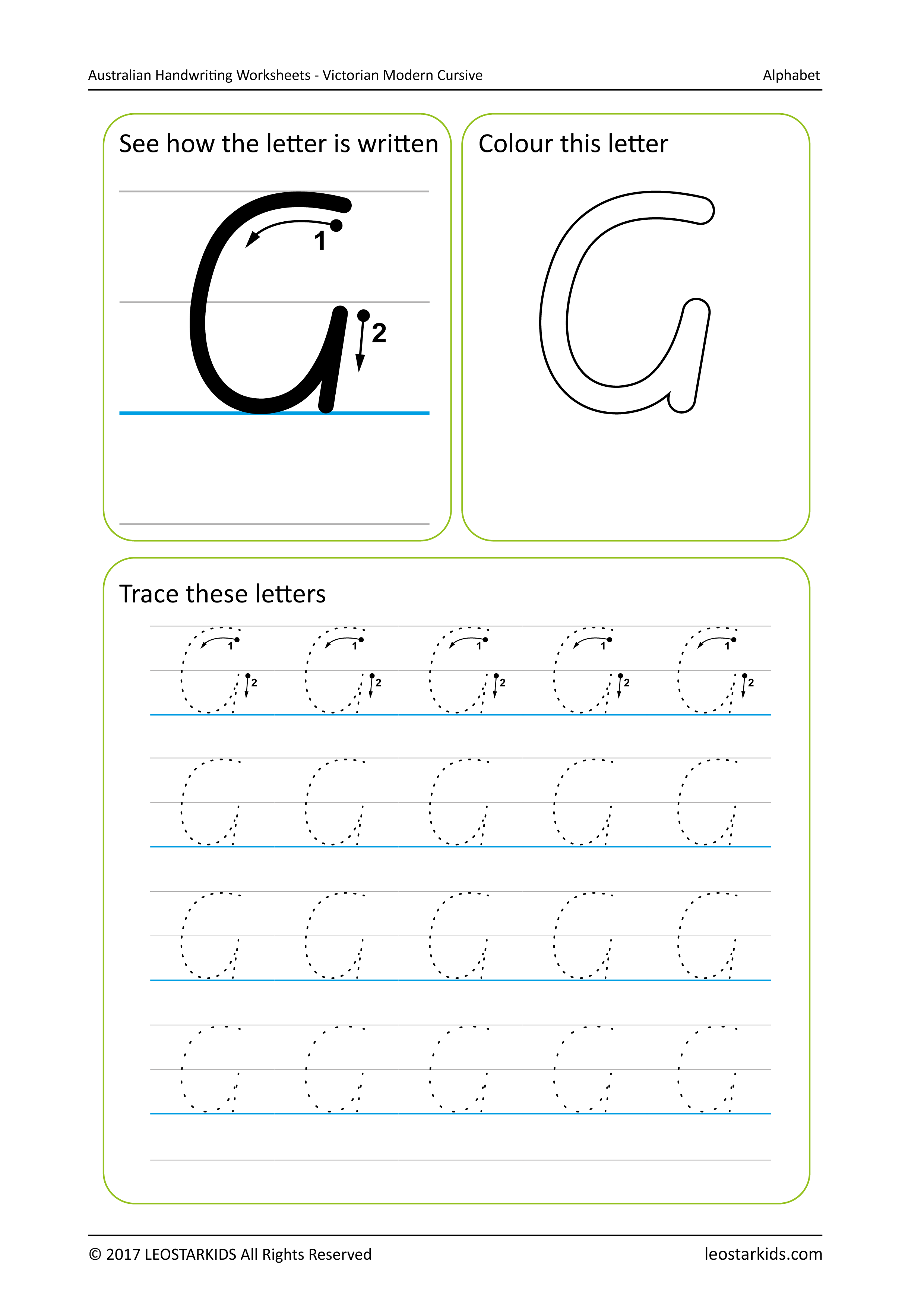 Name Tracing Template Nsw Font