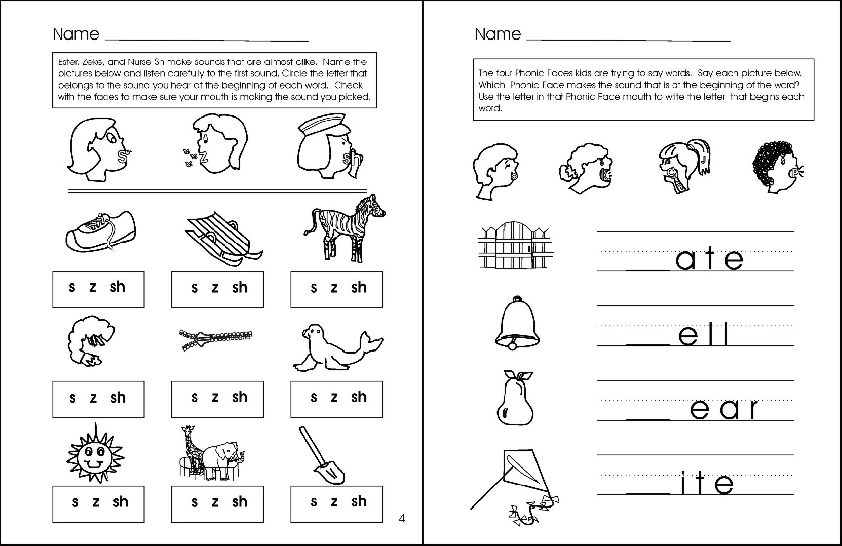 Halloween Phonemic Awareness Worksheets Free
