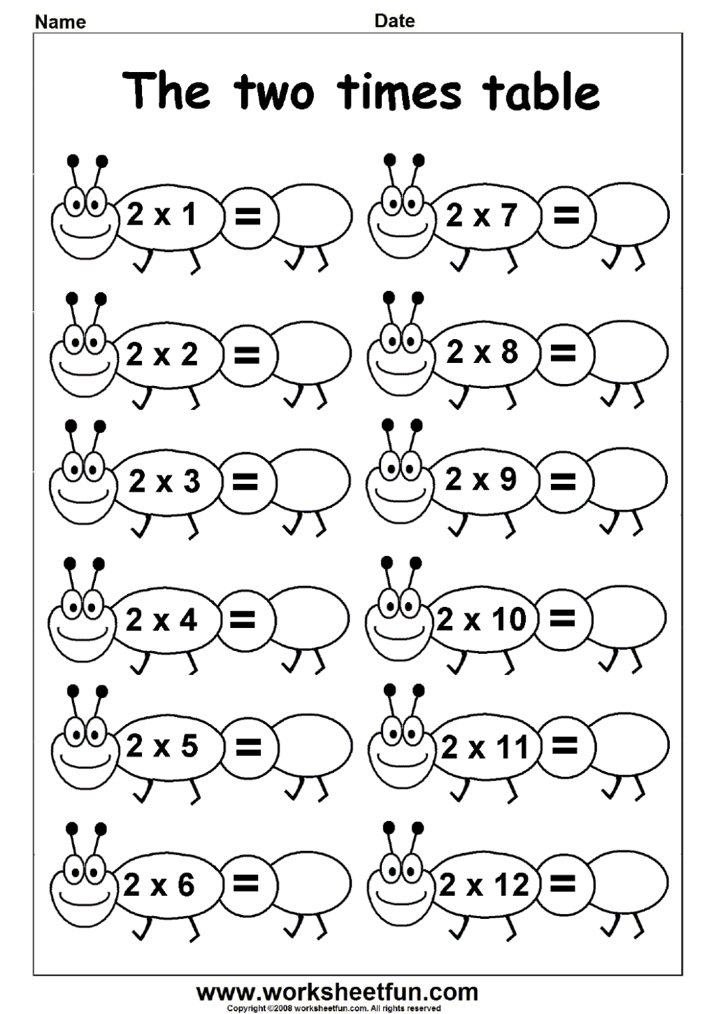 Halloween Worksheets For 6th Grade Math