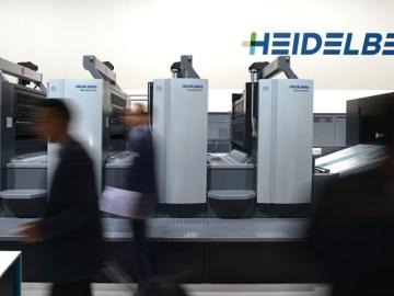 Heidelberger Druck - Druckmaschine