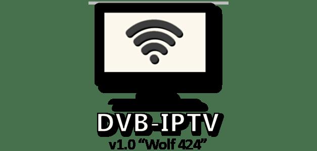 """Decodificador DVB-IPTV para movistar+ v1.0 """"Wolf 424"""" actualización 1"""