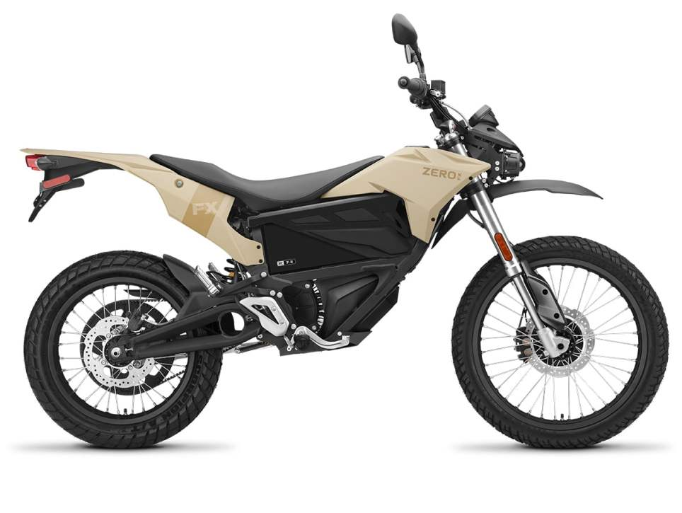 Zero FX Electric Dirt Bike